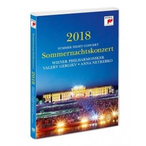 SUMMER NIGHT CONCERT 2018 (DVD)