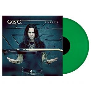 FEARLESS LP (CLEAR GREEN)