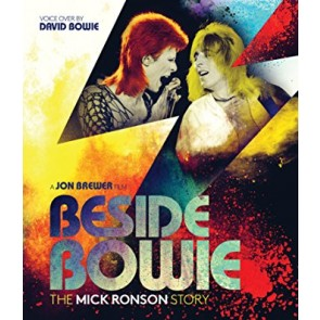BESIDE BOWIE: THE MICK RONSON STORY DVD