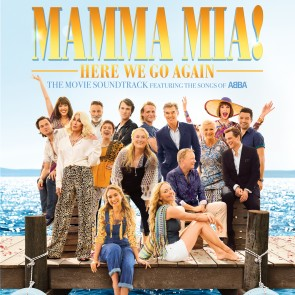 MAMMA MIA!HERE WE GO AGAIN CD