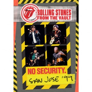 FROM THE VAULT: NO SECURIT SAN JOSE 1999 DVD