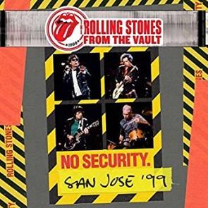 FROM THE VAULT: NO SECURIT SAN JOSE 1999 2CD+DVD