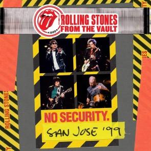 FROM THE VAULT: NO SECURIT SAN JOSE 1999 3LP