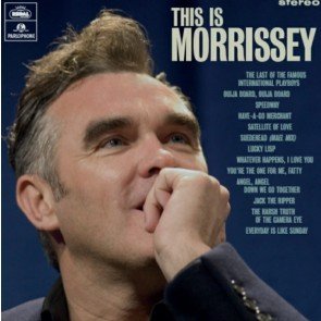THIS IS MORRISSEY CD