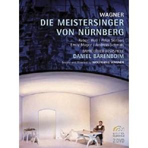 WAGNER:DIE MEISTERSINGER DVD
