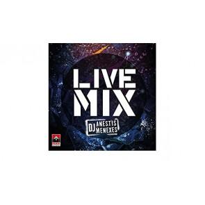 LIVE MIX BY ANESTIS MENEXES CD