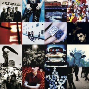 ACHTUNG BABY (REMASTERED 2017) 2LP