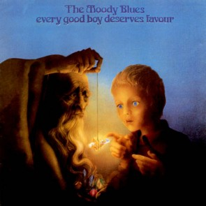 EVERY GOOD BOY DESERVES FAVOUR LP