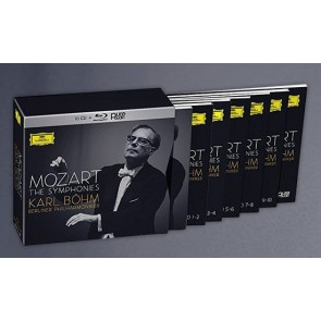 MOZART:THE COMPLETE SYMPHONY 10CD+BD