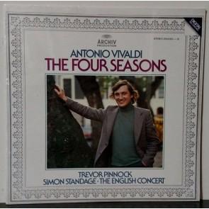 VIVALDI:THE FOUR SEASONS LP