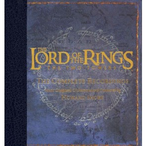 THE LORD OF THE RINGS: THE TWO TOWERS - THE COMPLETE RECORDINGS (BOX SET)
