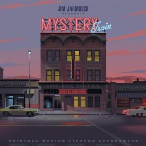 MYSTERY TRAIN OST (LP)