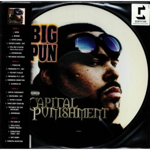 CAPITAL PUNISHMENT (20TH ANNIVERSARY PICTURE DISC) (2LP)