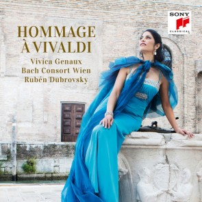 HOMMAGE A VIVALDI (CD)