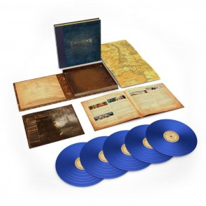 THE LORD OF THE RINGS: THE TWO TOWERS - THE COMPLETE RECORDINGS (5LP)