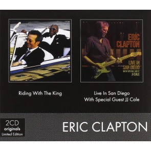RIDING WITH THE KING & LIVE IN SAN DIEGO WITH SPECIAL GUEST JJ CALE (2CD DIGI)