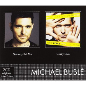 NOBODY BUT ME / CRAZY LOVE (2CD)