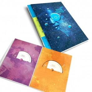 EMANON 3CD+GRAPHIC NOVEL