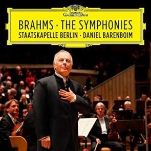BRAHMS SYMPHONIES 4CD