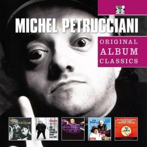 5 ORIGINAL ALBUMS (MICHEL PETRUCCIANI/)