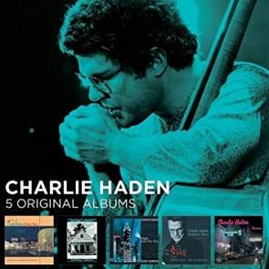 5 ORIGINAL ALBUMS (HAUNTED HEART/STEAL AWAY:SPIRITUALS )