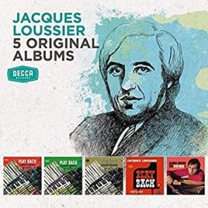 5 ORIGINAL ALBUMS (PLAY BACH No1/PLAY BACH No2/)