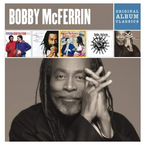 BOBBY MCFERRIN - ORIGINAL ALBUM CLASSICS (5CD)