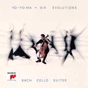 SIX EVOLUTIONS - BACH: CELLO SUITES (3LP)