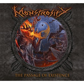 THE PASSAGE OF EXISTENCE digi CD