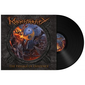 THE PASSAGE OF EXISTENCE LP (BLACK)