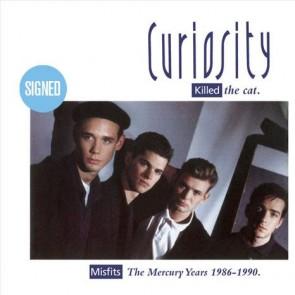 MISFITS: THE MERCURY YEARS 1986 – 1990 4CD