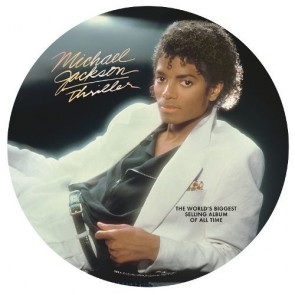 THRILLER (PICTURED LP)