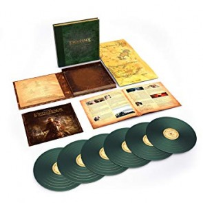 THE LORD OF THE RINGS: THE RETURN OF THE KING - THE COMPLETE RECORDINGS (BOX)