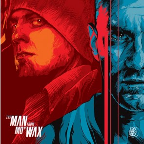 THE MAN FROM MO' WAX(LIMITED COLOURED 2LP)