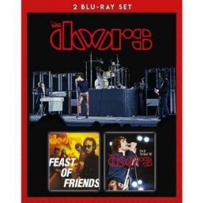 FEAST OF FRIENDS/HOLLYWOOD BOWL 2DVD