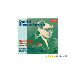 SHOSTAKOVICH: COMPLETE STRING 7CD