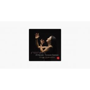 CHOPIN: PRELUDES & POLONAISE FANTAISIE (CD)