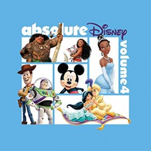 ABSOLUTE DISNEY: VOLUME 4 CD