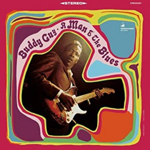 A MAN AND THE BLUES LP