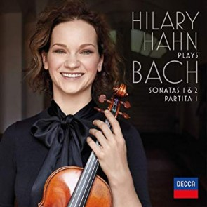 PLAYS BACH: VIOLIN SONATAS CD