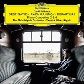 DESTINATION RACHMANINOV CD