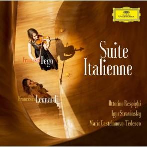 SUITE ITALIENNES CD