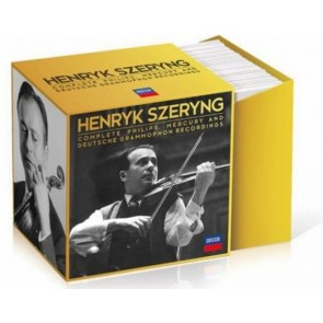 H.SZERYNG COMPLETE EDITION 44CD