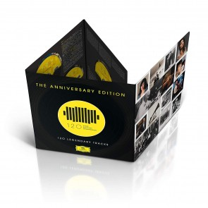 THE ANNIVERSARY EDITION:120 LEGENDERY TRACKS 7CD