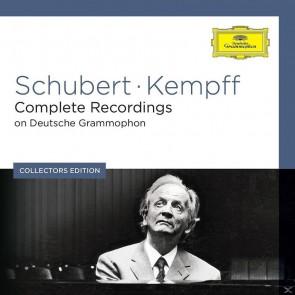 COMPLETE SCHUBERT SOLO REC 10CD