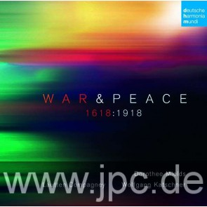 WAR AND PEACE (CD)
