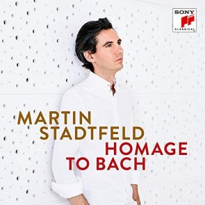 HOMAGE TO BACH (CD)