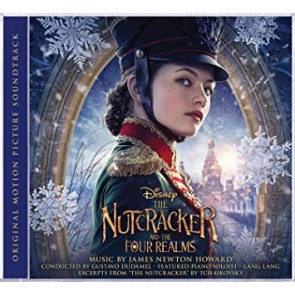 THE NUTCRACKER AND THE FOUR REALMS CD