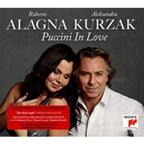 PUCCINI IN LOVE (CD)