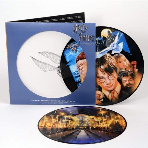 HARRY POTTER AND THE PHILOSOPHER'S / SORCERER'S STONE (2LP PICTURED)